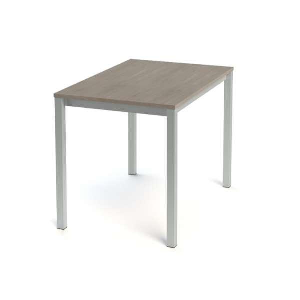 Table snack de cuisine rectangle en stratifié - Vienna 5 - 6