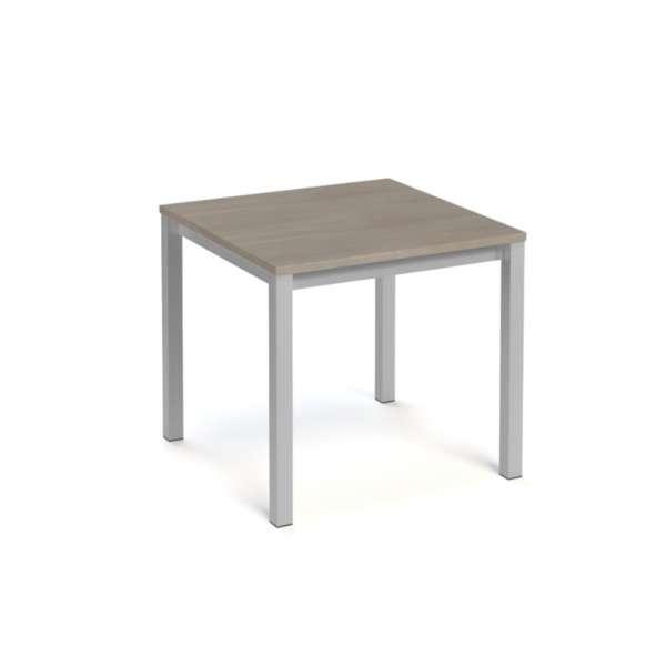 Table de cuisine carrée en stratifié - Vienna 6 - 8
