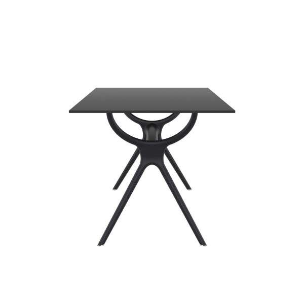 Table rectangulaire en stratifié et polypropylène - Air 5 - 17