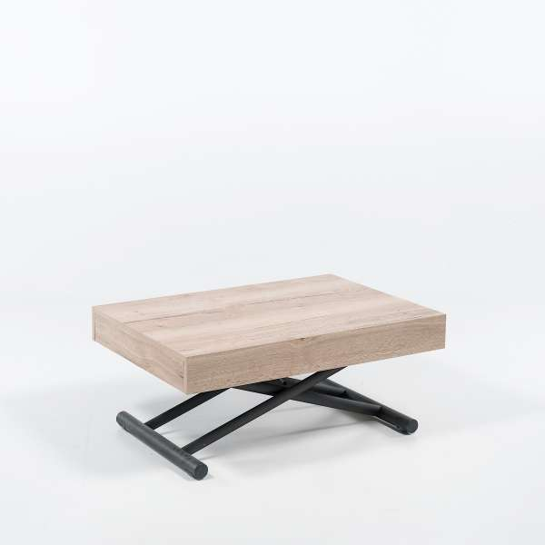 Table basse relevable avec allonges - Compact 2 - 13
