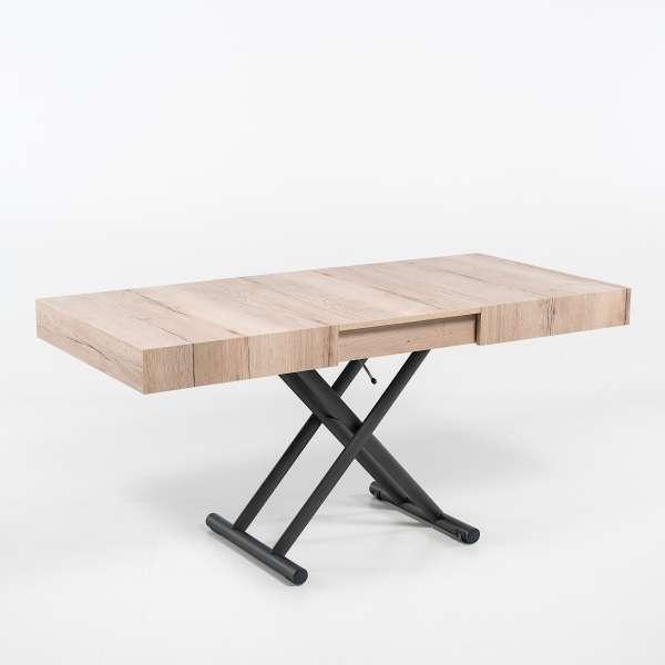 Table relevable extensible en mélaminé - Ulisse 4 - 4