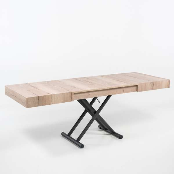 Table relevable extensible en mélaminé - Ulisse 5 - 5