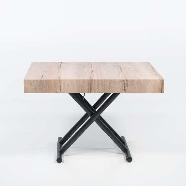 Table relevable extensible en mélaminé - Ulisse 6 - 6