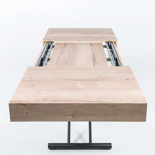 Table relevable extensible en mélaminé - Ulisse 7 - 7