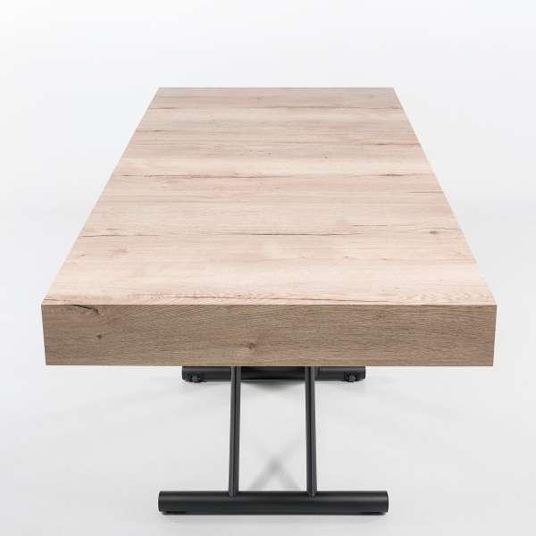 Table relevable extensible en mélaminé - Ulisse 8 - 8