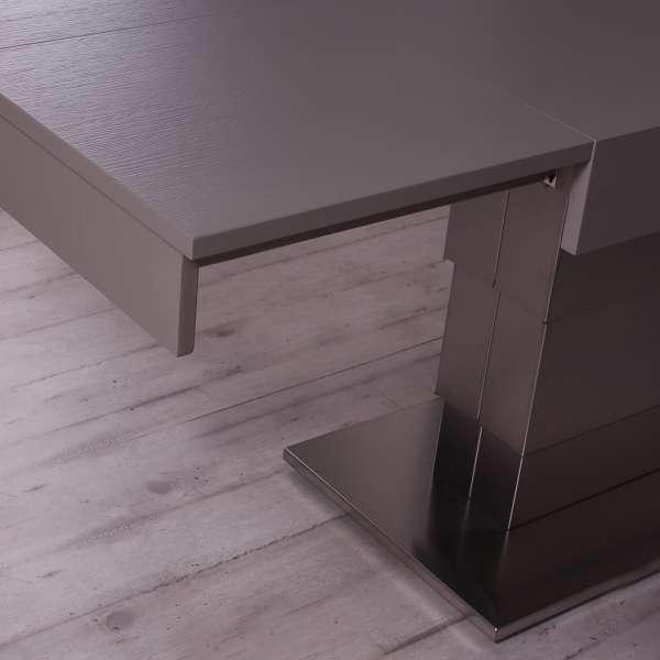 Table modulable en bois avec rallonges - Ares Motorius - 6