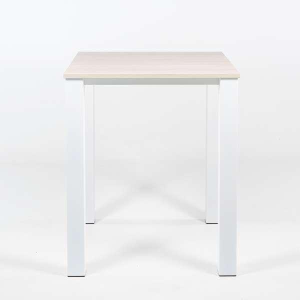 Table de bar en métal et stratifié - Quinta - 2