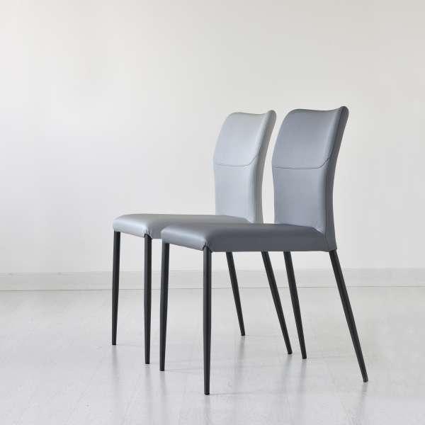 Chaise moderne italienne en synthétique - Maryl AI - 2