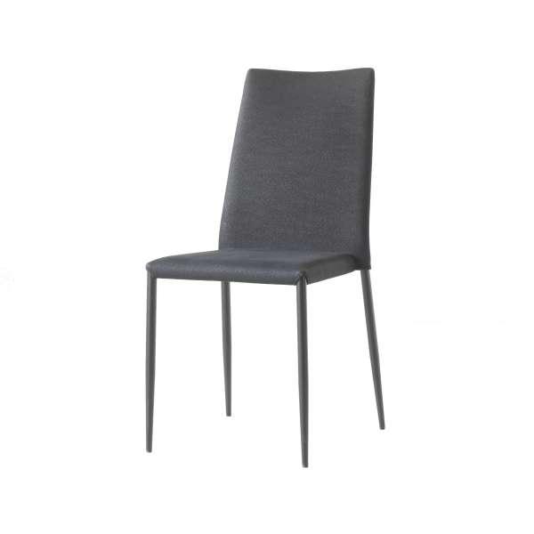 Chaise de salle à manger contemporaine - Bea - 2