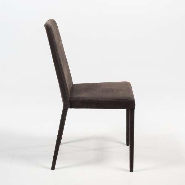 Chaise de salle à manger en synthétique - Lolas - 4