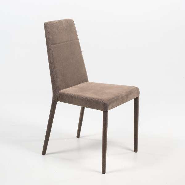 Chaise de salle à manger en synthétique - Lolas - 8