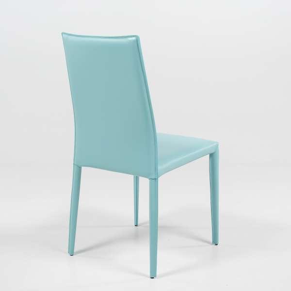 Chaise de salle à manger contemporaine - Kesha  - 4