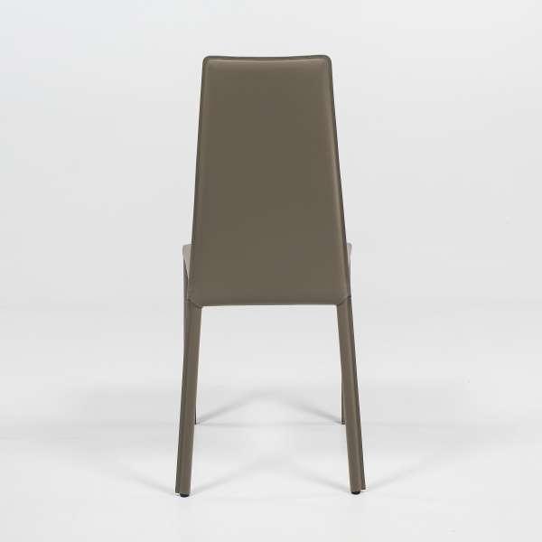 Chaise de salle à manger en synderme - Monica - 5