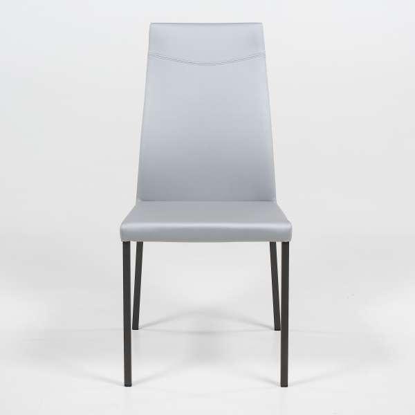 Chaise contemporaine en vinyle - Lena - 2