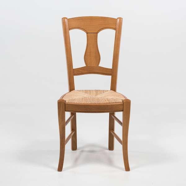 Chaise de salle à manger rustique - 263  - 2