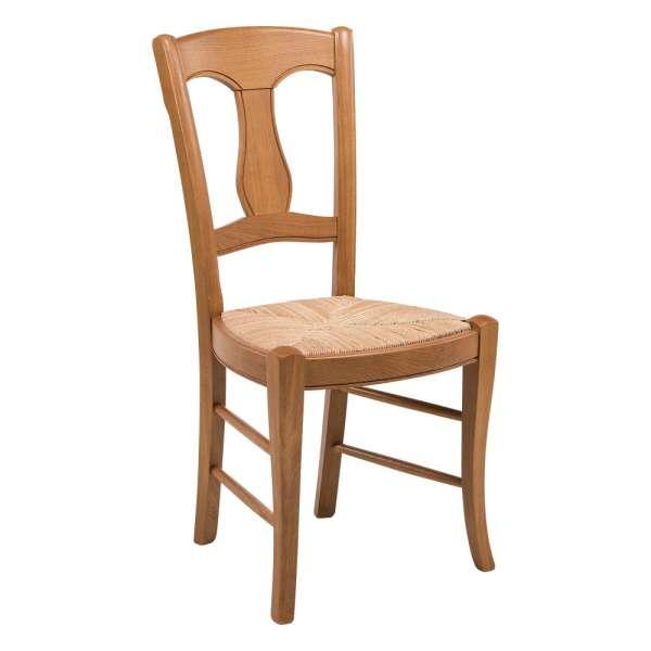 Chaise de salle à manger en bois - 263  - 1