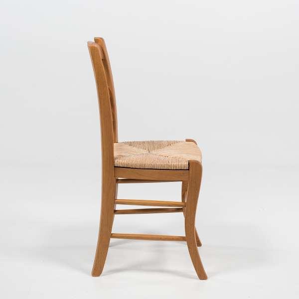 Chaise rustique en bois - 370 - 3