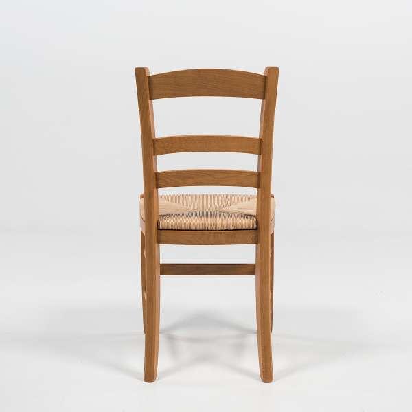 Chaise de séjour rustique en bois - 370 - 5