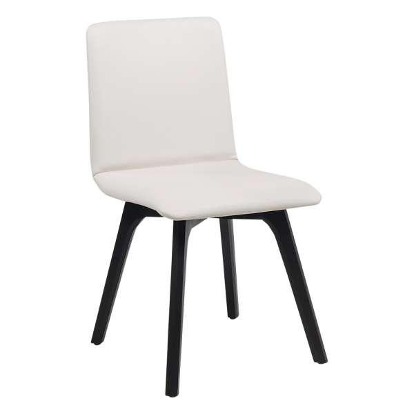 Chaise de salle à manger scandinave - Plaza - 1