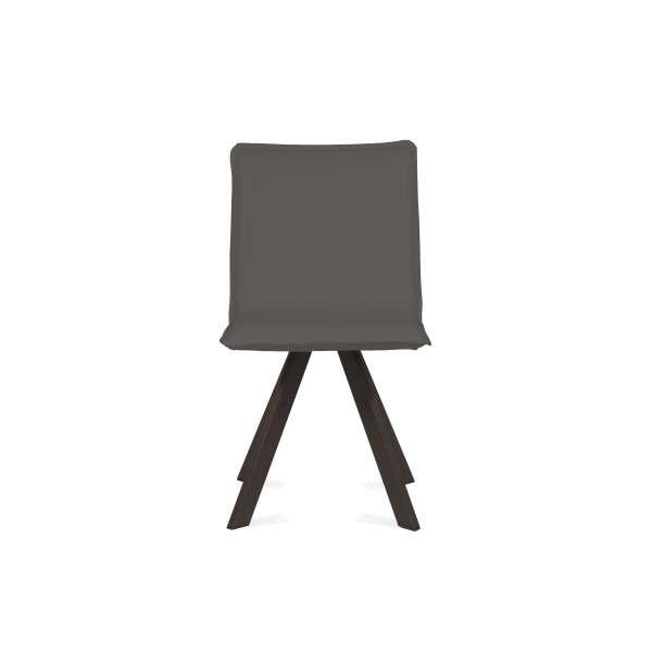 Chaise moderne en synthétique et métal - Denia Moblibérica® 2 - 6