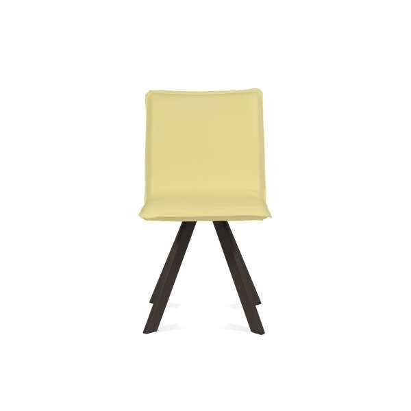 Chaise moderne en synthétique et métal - Denia Moblibérica® 4 - 8