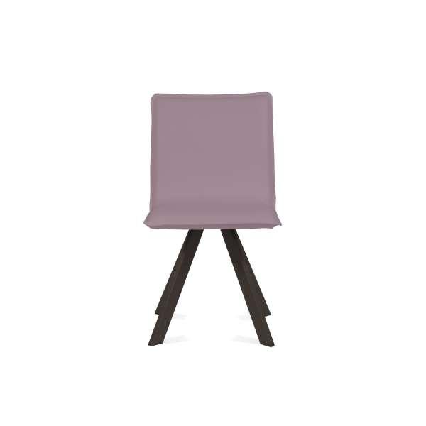 Chaise moderne en synthétique et métal - Denia Moblibérica® 7 - 11