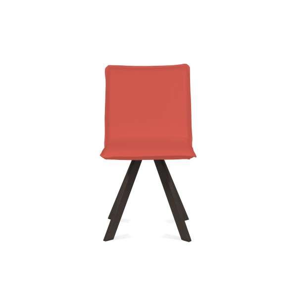 Chaise moderne en synthétique et métal - Denia Moblibérica® 8 - 12