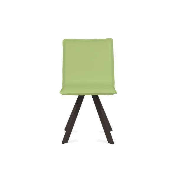 Chaise moderne en synthétique et métal - Denia Moblibérica® 9 - 13