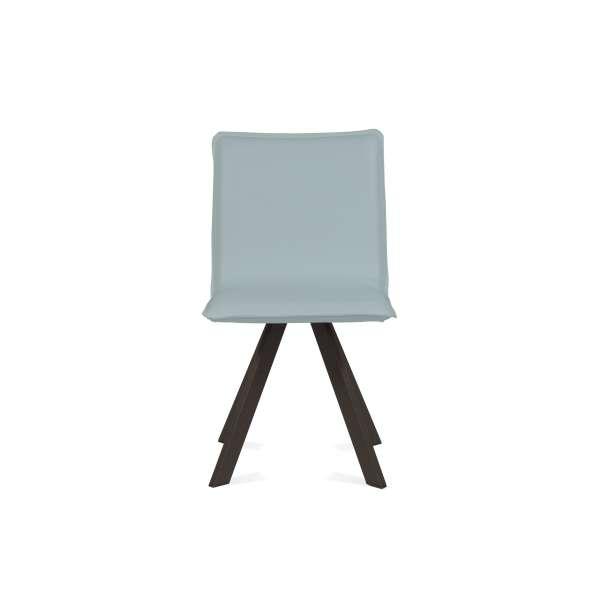 Chaise moderne en synthétique et métal - Denia Moblibérica® 10 - 14