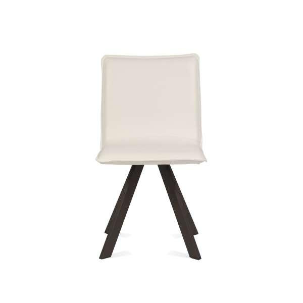 Chaise en synthétique et métal - Denia Moblibérica® - 2