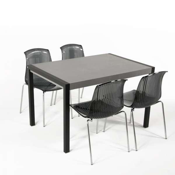 Table en céramique extensible - Concept bois 12  - 4