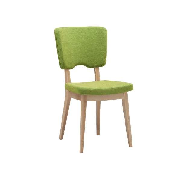 Chaise de salle à manger en bois - Cocoon - 6