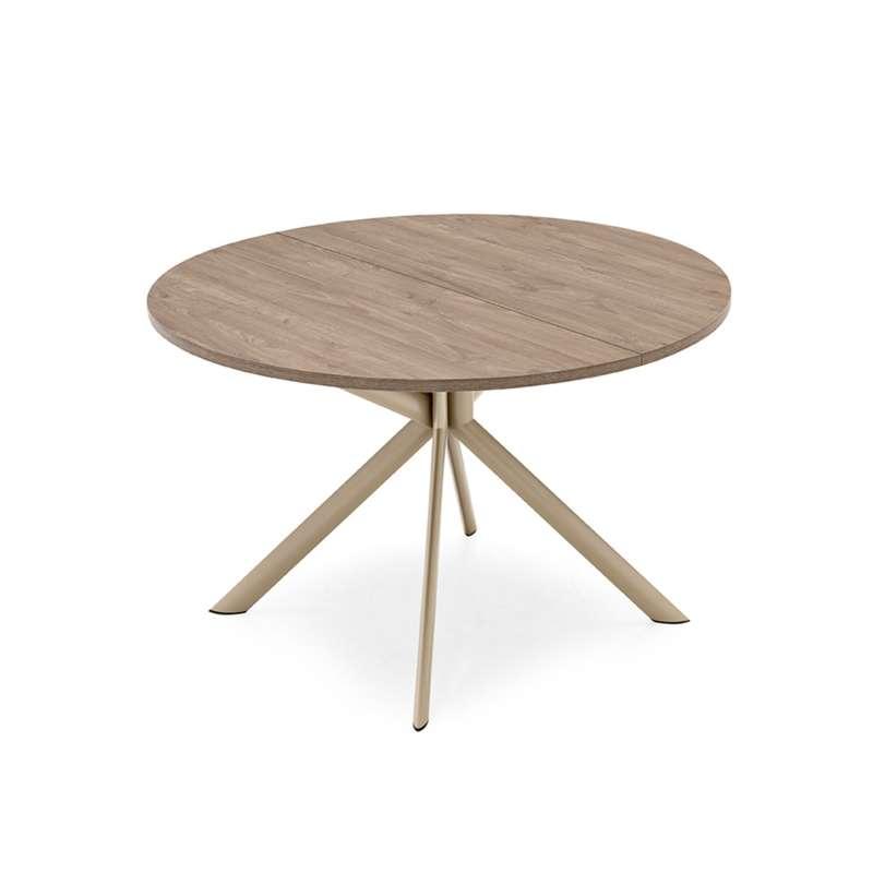 En Table Extensible Ronde Connubia® Giove Mélaminé 5ARqLc4j3
