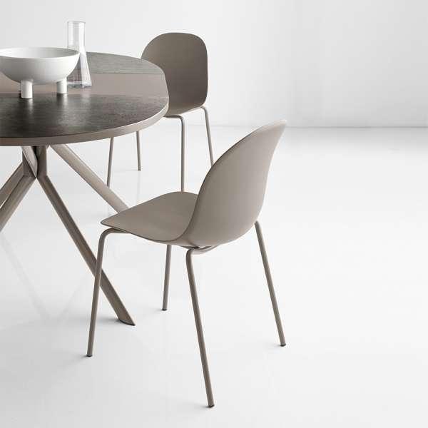 Table ovale extensible en céramique - Giove Connubia® 3 - 3