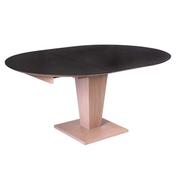 Table ronde avec allonges en céramique - Philae - 3
