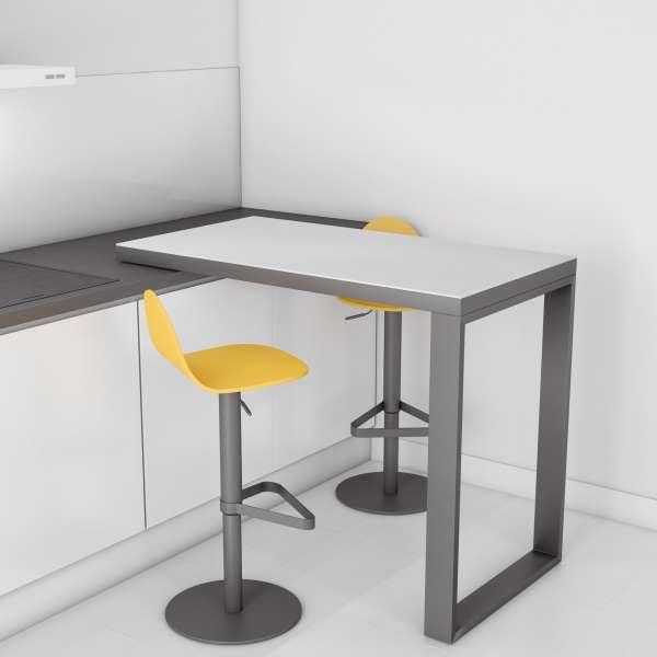 Table snack mobile en céramique - Free 2 - 2