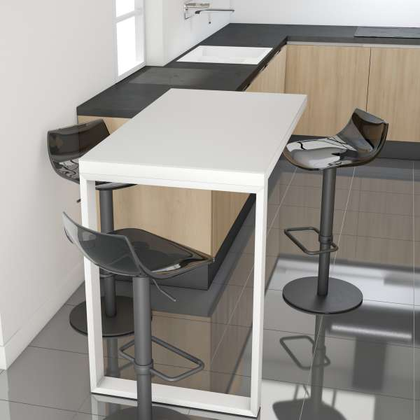 Table snack mobile en céramique - Free 4 - 4