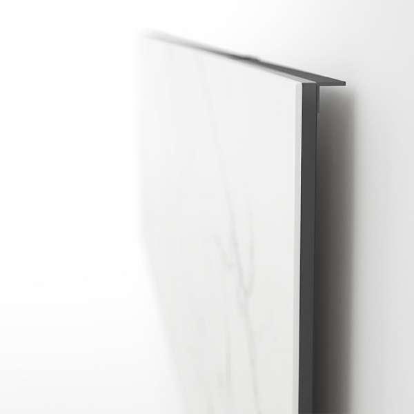 Table murale rabattable d'appoint en céramique - Vulcano 2 - 9