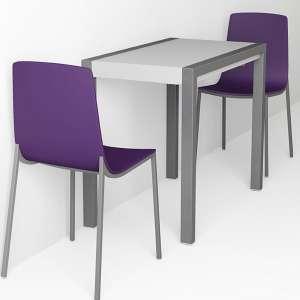 Table en céramique extensible pour petit espace - Concept Minor