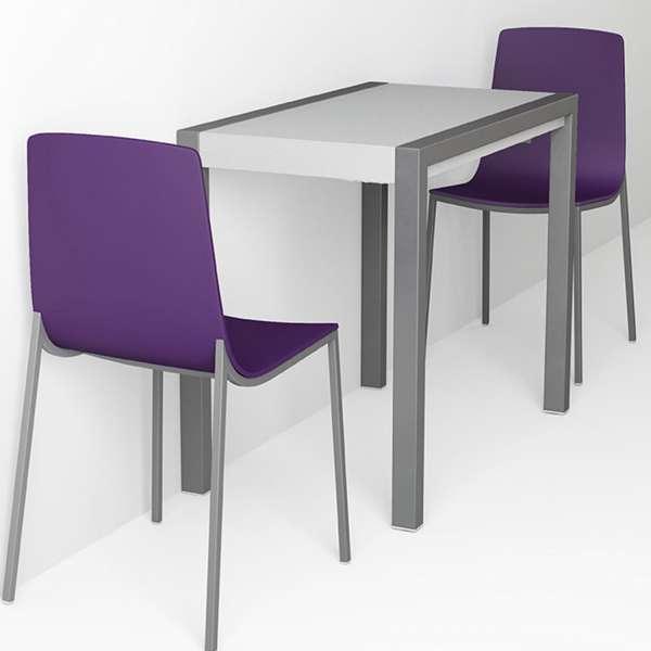 Table En Ceramique Extensible Pour Petit Espace Concept Minor
