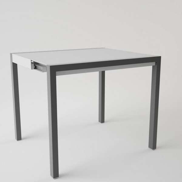 Table en céramique extensible pour petit espace - Concept Minor - 7