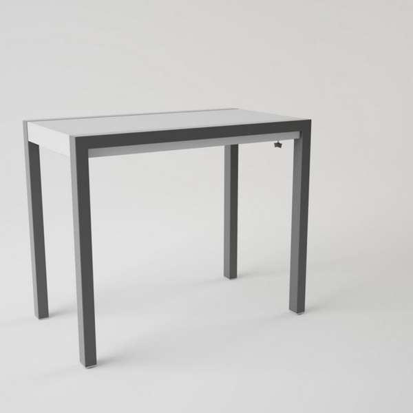 Table en céramique extensible pour petit espace - Concept Minor - 5