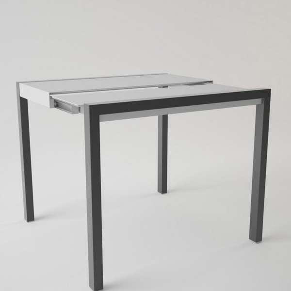 Table en céramique extensible pour petit espace - Concept Minor - 6