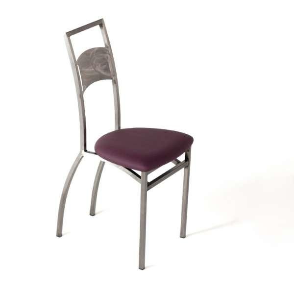 Chaise de cuisine industrielle - Liane - 1