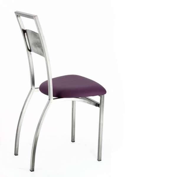 Chaise de cuisine style industriel - Liane - 4