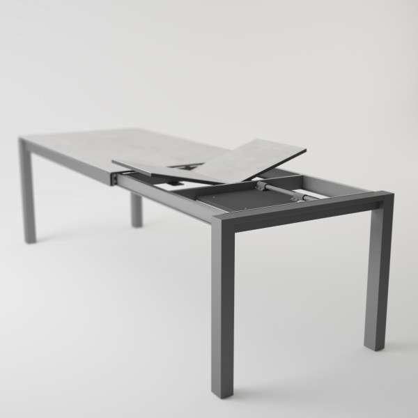Table en céramique extensible Quadra - 21 - 6