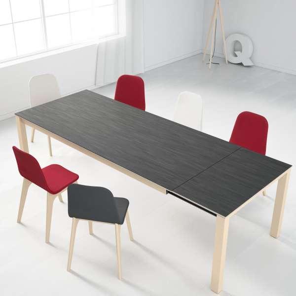 Table en céramique extensible Quadra - 24 - 11