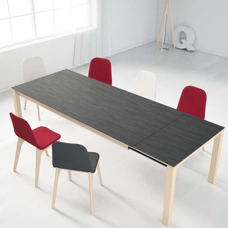 Céramique Extensible En Moderne Quadra Table l1F3TKJc