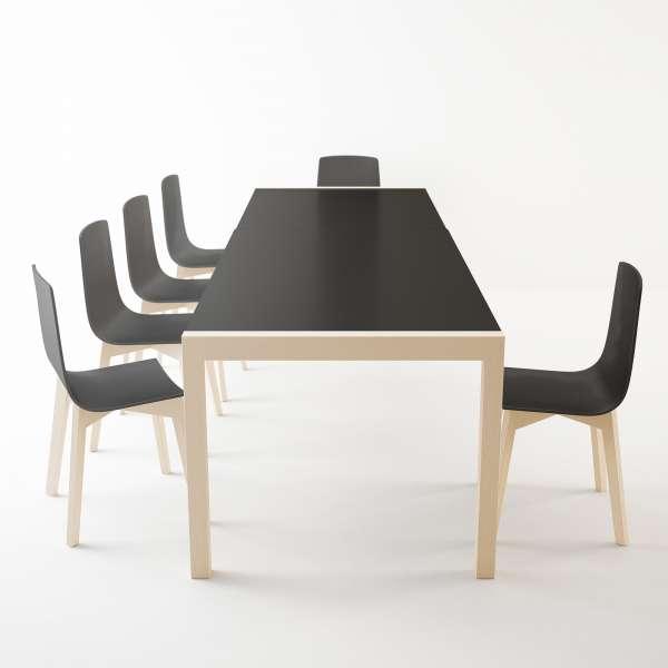 Table de cuisine extensible en céramique - Concept 12 - 5