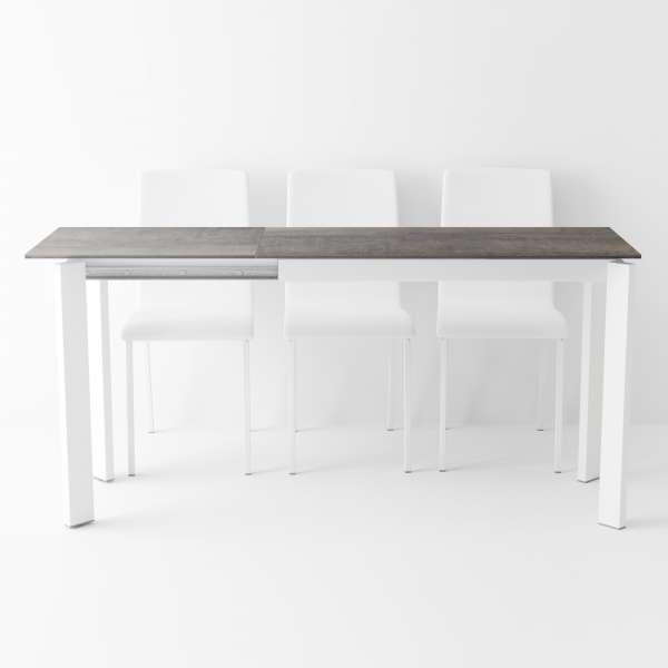 Table petit espace extensible en céramique - Poker 5 - 4